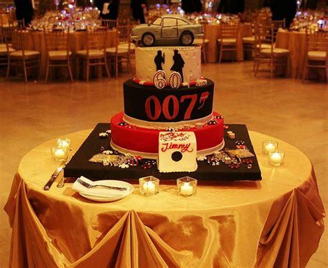 james bond themed birthday cakes james bond cake kensington florals events james bond
