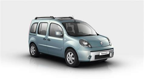 Tomtom Renault Renault Kangoo Tomtom Edition Released Autoevolution