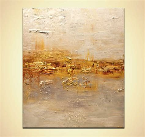 gold abstract painting abstract painting gold textured modern abstract