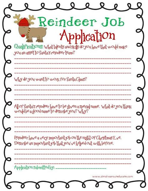 christmas activity for work best 25 writing ideas on writing school holidays and