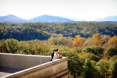 outdoor wedding venues in carolina carolina wedding venue situated amidst gorgeous trees and sprawling mountains onewed