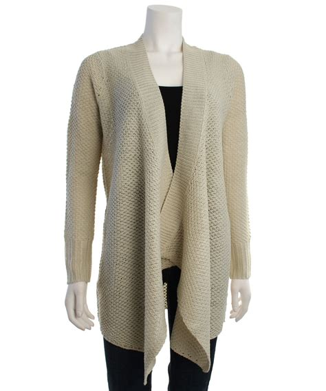 Cardigan Bb Warna Size S fashionville tops bb dakota howell open front cardigan