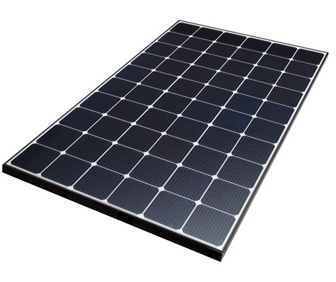 Solar L by Lg Unveils Its Most Efficient Solar Panel To Date At
