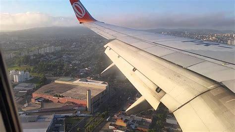 beautiful vortex from 737 800 landing in cat ii gol boeing 737 800 landing in porto alegre brasil doovi