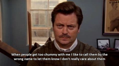 Swanson Birthday Quote 18 Of The Best Ron Swanson Quotes