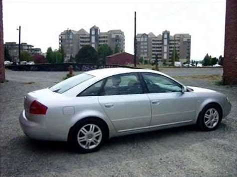 how to fix cars 2001 audi a6 electronic toll collection 2001 audi a6 quattro 2 7 bi turbo 151k leather loaded 7995 motors victoria