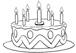 birthday cake coloring page printable birthday cake coloring pages coloring me
