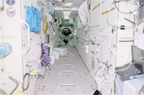 Iss Interior by International Space Station Interior Pics About Space