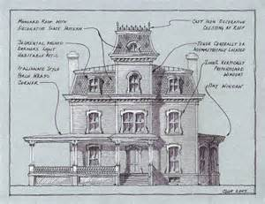 second empire house plans second empire style christine g h franck