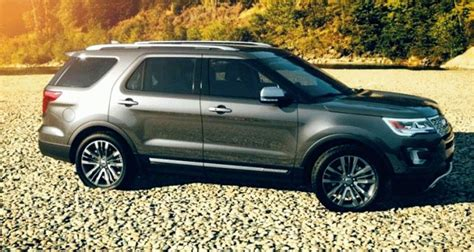 what color is magnetic 2016 ford explorer colors magnetic