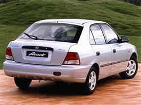 Hyundai Five Hyundai Accent 5 Doors 1999 2000 2001 2002 2003