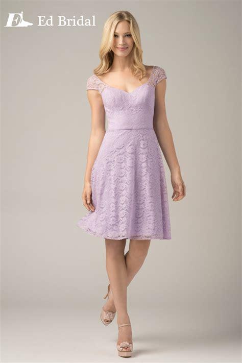 light purple lace dress 2015 backless a line knee kength light purple lace