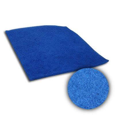 16x25x1 sure fit synthetic hog hair pad | air filters, inc.