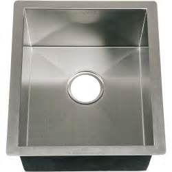 16 stainless steel drop in kitchen sink coyote 16 x 18 outdoor drop in stainless steel sink