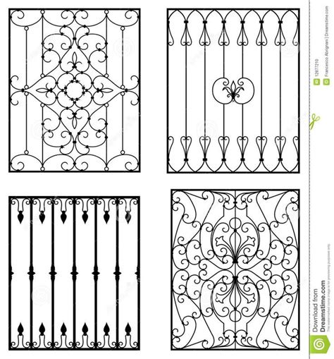 Decorative Security Window Bars by Grades De Ferro Pesquisa Google Texturas De Tudo