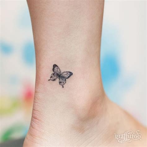 small blue butterfly tattoo see this instagram photo by graffittoo 2 459 likes