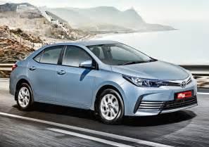 Toyota Corolla 2020 Toyota Corolla 2018 Arrives Automotive Car News
