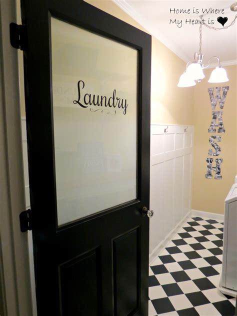 laundry room doors frosted glass remodelaholic 50 beautiful doors front door paint colors