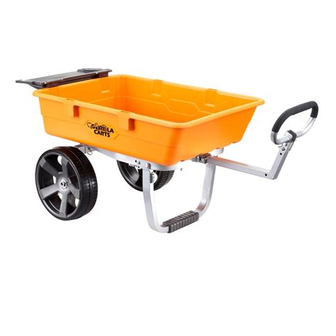 ames 5 cu ft total garden cart tccarth the