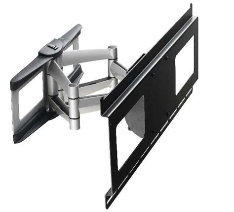 Support Tv Plafond Motorisé by Support Tv Mural Motoris 195 169 Orientable Inclinable Ghost