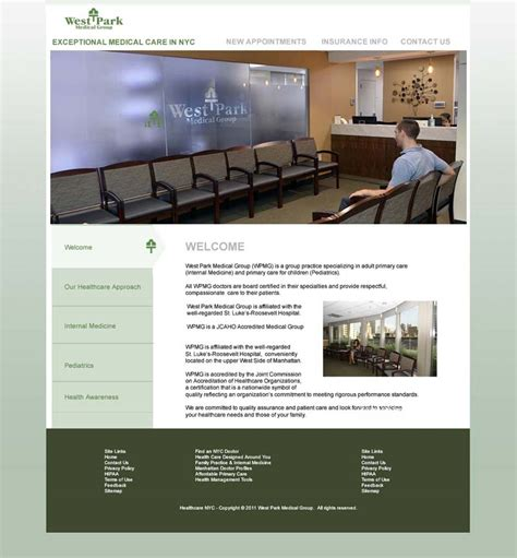 garden city family physicians web developer garden city ny built to edit yourself with