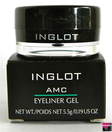 Eyeliner Gel Mac battle of the gel eyeliner inglot matte 77 vs mac