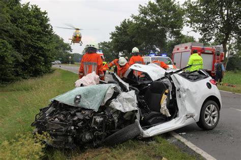 Motorradunfall Cloppenburg drei verletzte bei schwerem unfall in altenoythe