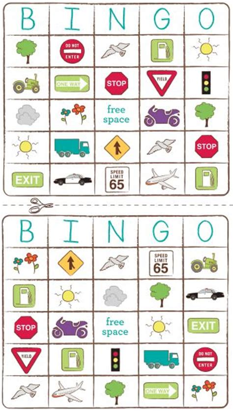printable games to play in the car 25 best ideas about car bingo on pinterest road trip