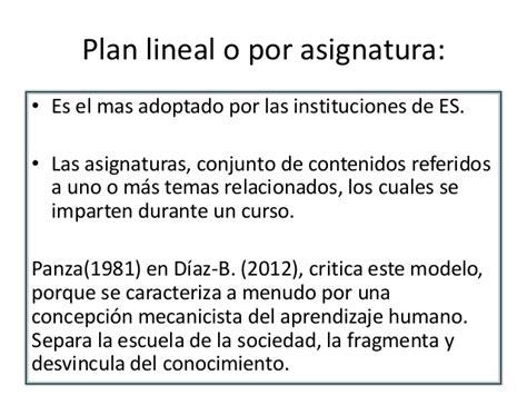 Definicion De Modelo Curricular Lineal fases dise 241 o curricular frida d 237 az barriga dc