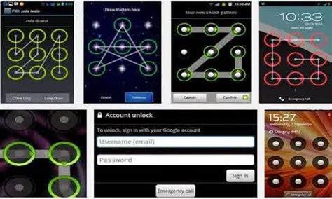 tips cara buka kunci layar android yang terlupa cara mengatasi lupa pola kunci password android
