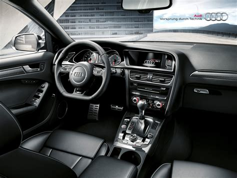 Audi Rs4 Interior by Audi Rs4 Avant B8 2012 2013 2014 2015 2016 2017