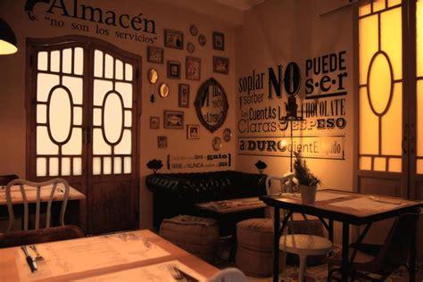 decoracion restaurantes vintage muebles fs en el proyecto de interiorismo restaurante pica 180 p