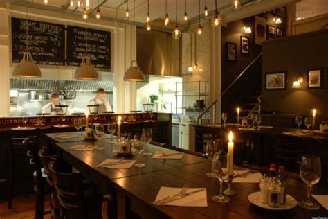 My Top 5 Restaurants In London Huffpost