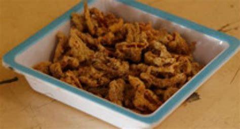 membuat jamur tiram goreng crispy renyah