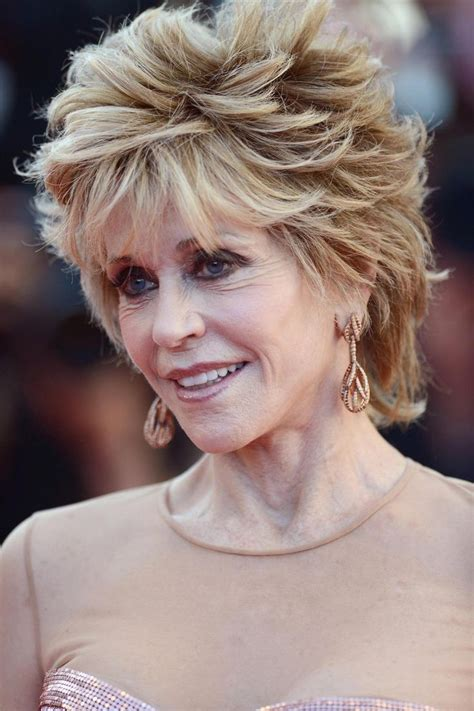 bing hairstyles for women over 60 jane fonda with shag haircut 10 best images about jane fonda hairstyles on pinterest