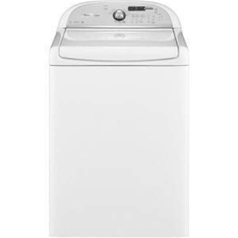 whirlpool cabrio washer product reviews
