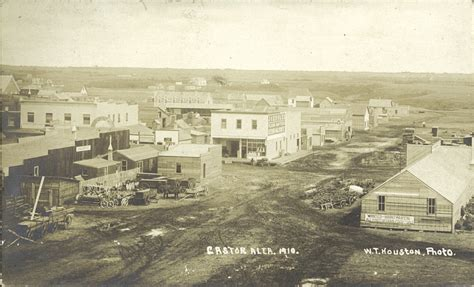 postcard 12053 houston w t castor alta c1910