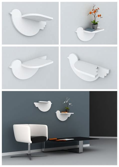 unique floating shelves unique and innovative wall shelf designs from yasko