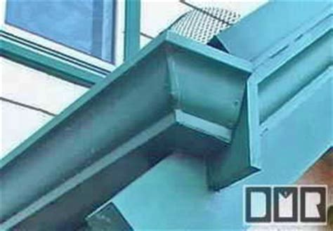 joining gutter sections dmr gutters rain management f a q page 1