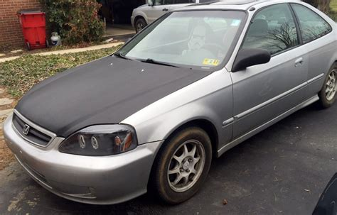 honda for sale 2000 2000 honda civic ex coupe for sale