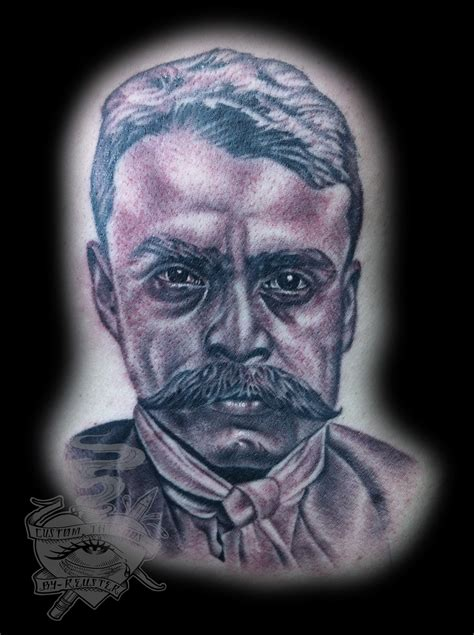 zapata tattoo the gallery for gt emiliano zapata tattoos