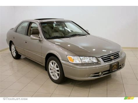 2000 Toyota Camry V6 Horsepower 2000 Antique Pearl Toyota Camry Xle V6 29097734