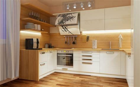 decorar cocina roble blanco y madera cincuenta ideas para decorar tu cocina