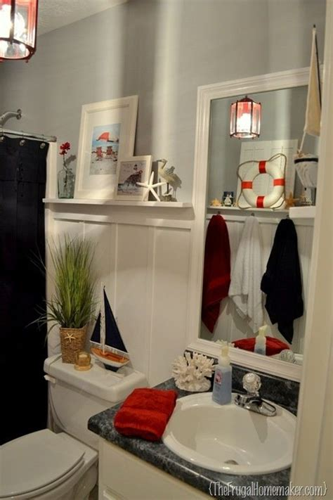 boat themed bathroom accessories 1000 images about nautical themed bathrooms on pinterest