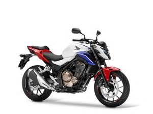 motorbit honda motos novedades para el 2016