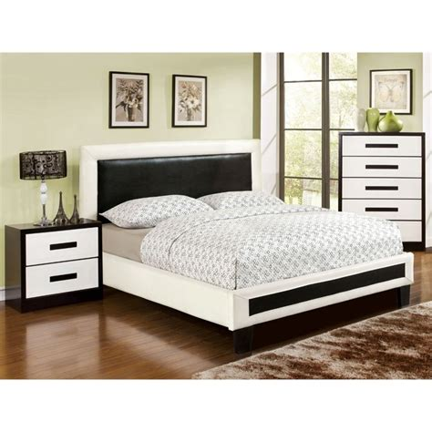 California King Bedroom Furniture Furniture Of America Retticker 3 Panel California King Bedroom Set Idf 7293ck 3pc