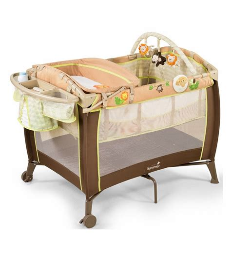 summer baby swing summer infant swingin safari playard