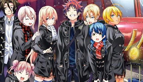 anoboy shokugeki no souma s3 shokugeki no souma season 4 new opening and ending theme