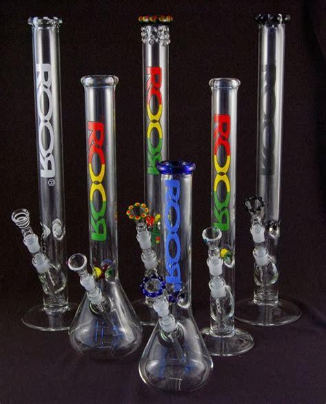 Handmade Glass Bongs - the stoners