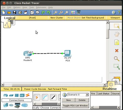 cisco packet tracer tutorial ping can you ping a cisco router s loopback interface from a pc